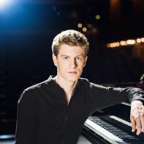 Alexander Krichel in Concert (Klavierkonzert)