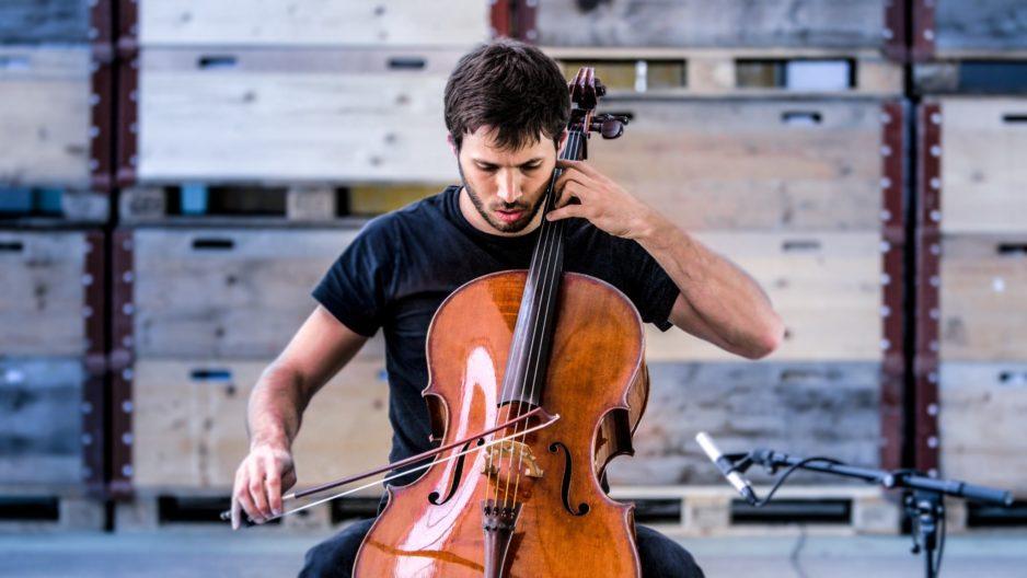 Timothée Botbol (Cello)